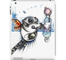 Something weird iPad Case/Skin
