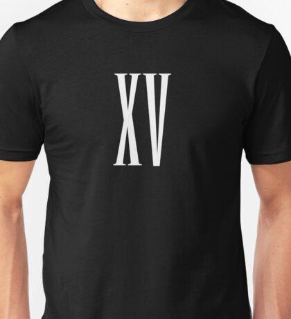 FINAL FANTASY XV ~ NUMBER Unisex T-Shirt