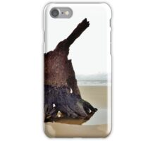 Stuck in the Sand iPhone Case/Skin