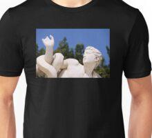 Parisian Statue Unisex T-Shirt