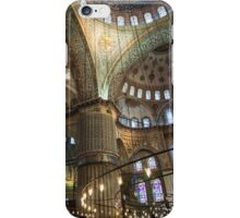 Blue Mosque of Istanbul iPhone Case/Skin