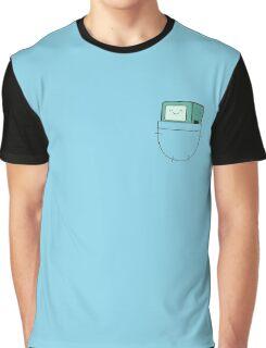 Beemo Pocket Pal Graphic T-Shirt