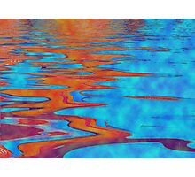 ~reflections~ Photographic Print