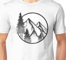 PNW Circle  Unisex T-Shirt