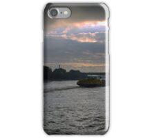 A Feeling of Rain on the Rhine iPhone Case/Skin