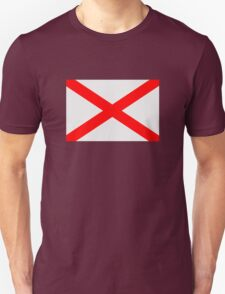 American State of Alabama T-Shirt
