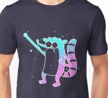 Retro Rigby Unisex T-Shirt