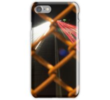 30 second picture of a freeway iPhone Case/Skin