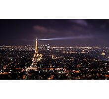 Beacon of Paris Photographic Print