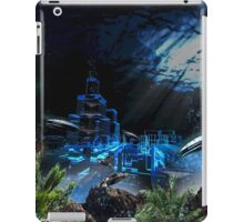 THE USO'S MYSTERIOUS MANUFACTURING FACILITY iPad Case/Skin