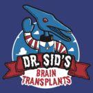 Dr Sid's Brain Transplants by Tabner