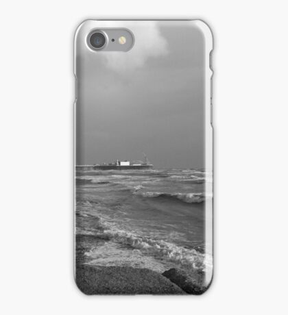 Blackpool Beach  iPhone Case/Skin