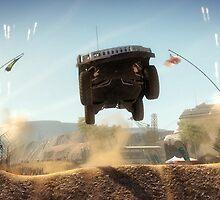 Dirt 2 by Daniel Almeida