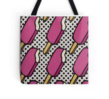 Ice pop pink Tote Bag
