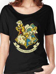 Pokewarts Women's Relaxed Fit T-Shirt