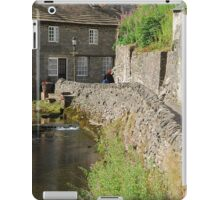 Stone fence riverside iPad Case/Skin