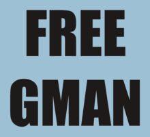FREE GMAN Kids Clothes
