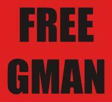 FREE GMAN Baby Tee