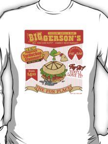 Turducken Slammer T-Shirt