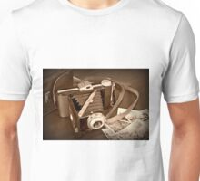 Dad's Old Camera Unisex T-Shirt