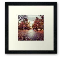 Regent's Park, London Framed Print