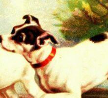 dogs Sticker