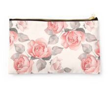 Floral pattern 8. Roses Studio Pouch