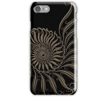 Awesome conch iPhone Case/Skin