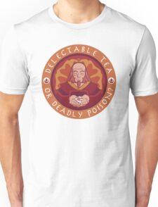 Tea or Poison (Black Version) Unisex T-Shirt
