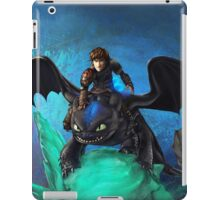 The Alpha Protects Them All iPad Case/Skin
