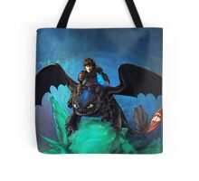 The Alpha Protects Them All Tote Bag