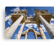 Ancient View Canvas Print