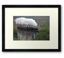 The Jacobite Steam Train Framed Print