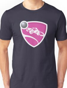 Rocket League - Pink Unisex T-Shirt