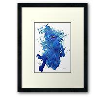 Spear Bird  Framed Print