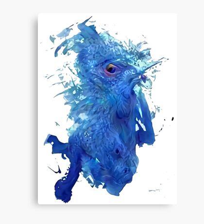 Spear Bird  Canvas Print