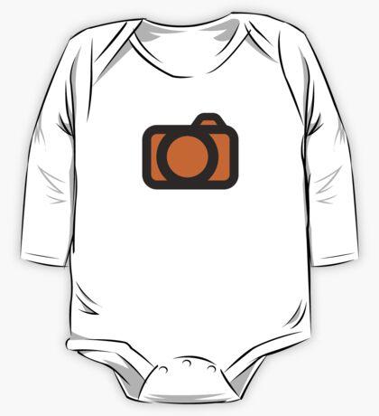 Photographer One Piece - Long Sleeve