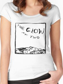 The Glow Pt Two Women's Fitted Scoop T-Shirt