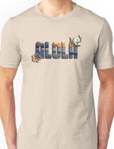 Aloha from Alola - Rowlet Unisex T-Shirt