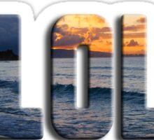 Aloha from Alola - Rowlet Sticker