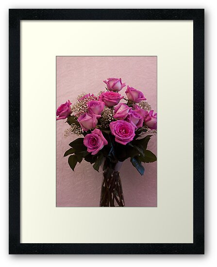 A Birthday Bouquet by Sandra Foster