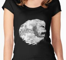 wampa Women's Fitted Scoop T-Shirt