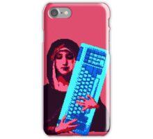 Keyboard Mary iPhone Case/Skin