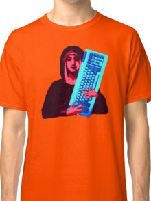 Keyboard Mary Classic T-Shirt