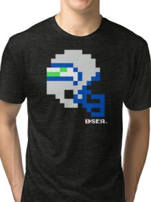 SEA Original Helmet - Tecmo Bowl Shirt Tri-blend T-Shirt