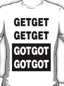 Death Grips - Get Got T-Shirt