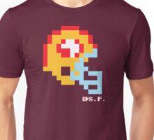 San Francisco Helmet - Tecmo Bowl Unisex T-Shirt