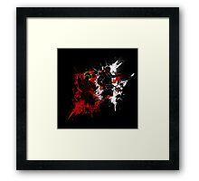 Rival Spirits Framed Print