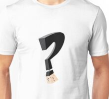What? What? What? What? Unisex T-Shirt