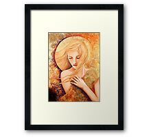 Hide Away for Another Day Framed Print